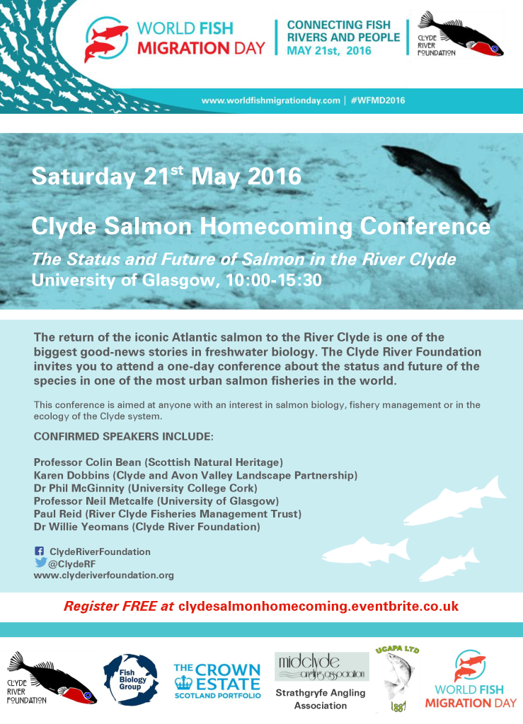 Clyde Salmon Homecoming Conference